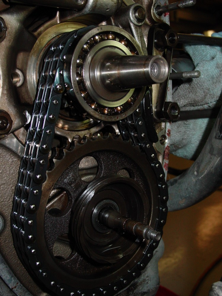 Das Bike Projekt: Timing Chain (3/6)