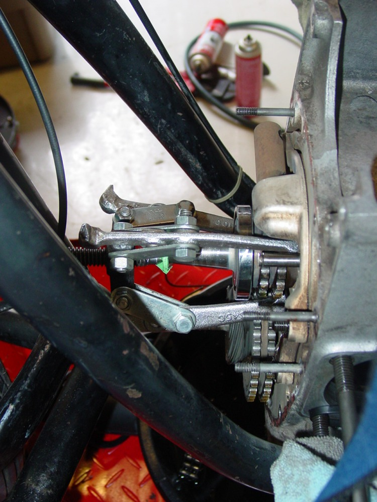 Das Bike Projekt: Timing Chain (4/6)