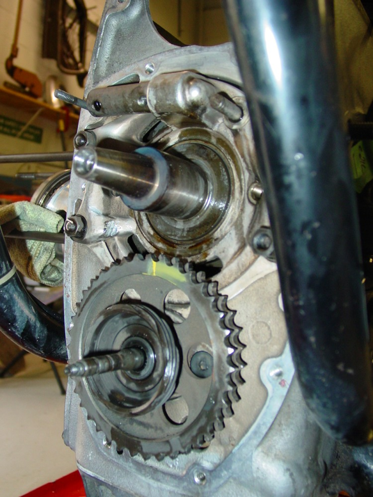 Das Bike Projekt: Timing Chain (6/6)