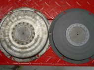old and new pressure plate back
