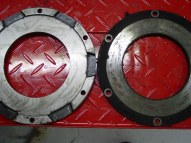 old and new pressure ring