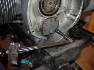 Torquing the Oil Pump Cover, after installig the new O-Ring, and some RTV