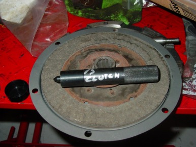 The /5 Cluch Disk Centering Tool